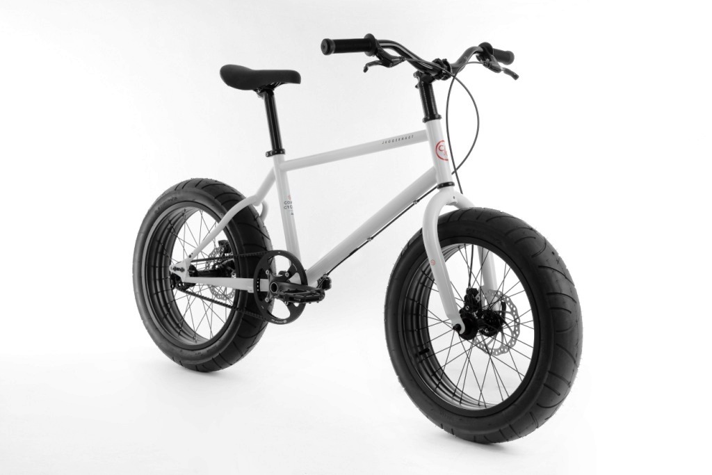 Coast Cycles Juggernaut - 20 inch Fatbike