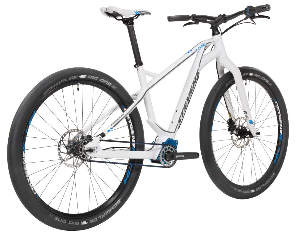 Stevens Cross P-Carpo Lite 16 M arctic white_rear