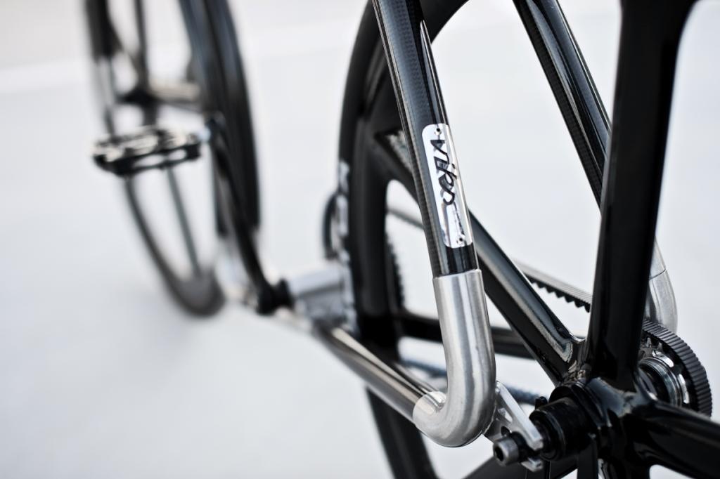 Viks carbon rear drops