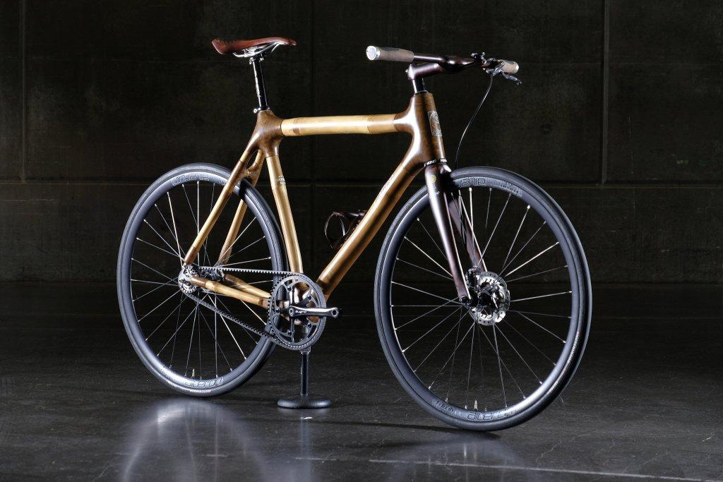 Calfee bamboo fixie