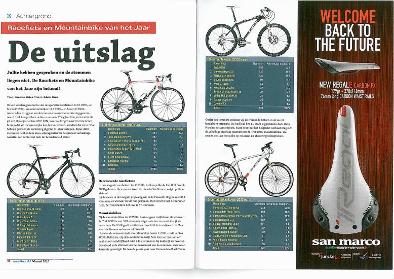 dutch magazine article santos with carbon drive