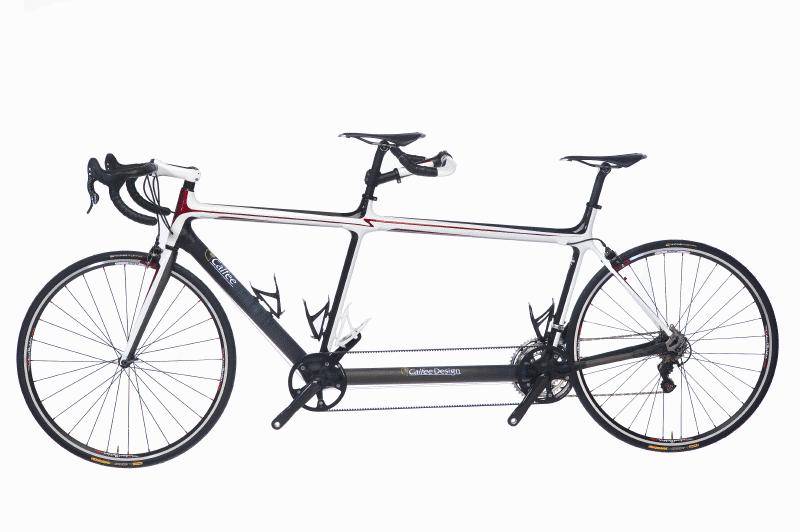 calfee tandem carbon drive belt