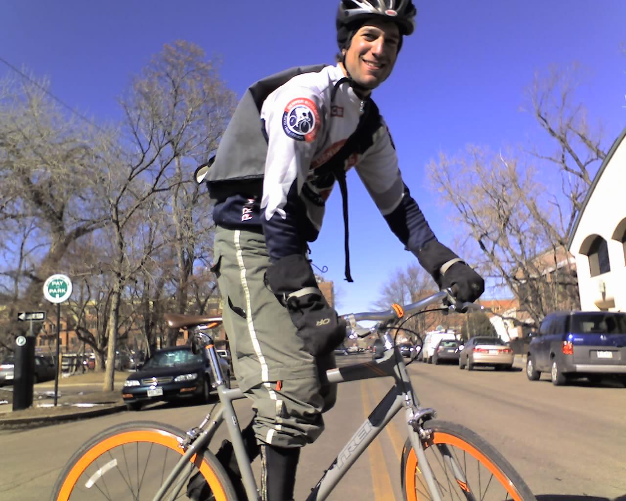 DBC Bike Courier