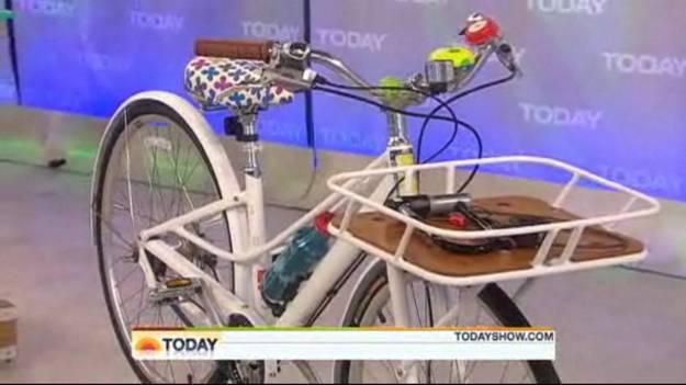 Today Show Gates Carbon Drive