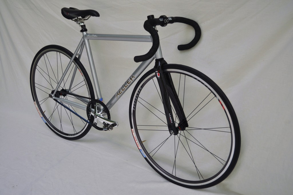 Track Bike Gates Carbon Drive