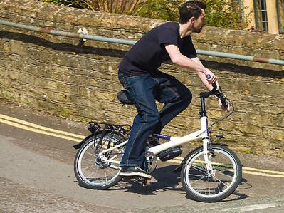 Compact Bike Gates Carbon Drive