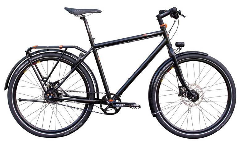 Mountain Bike Gates Carbon Drive