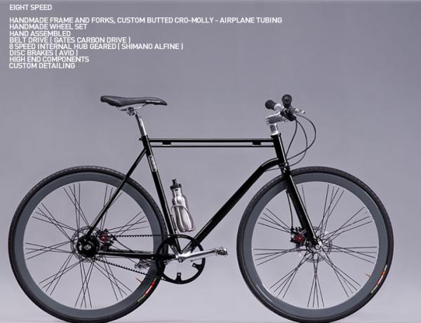 Austrailia Bikes Gates Carbon Drive