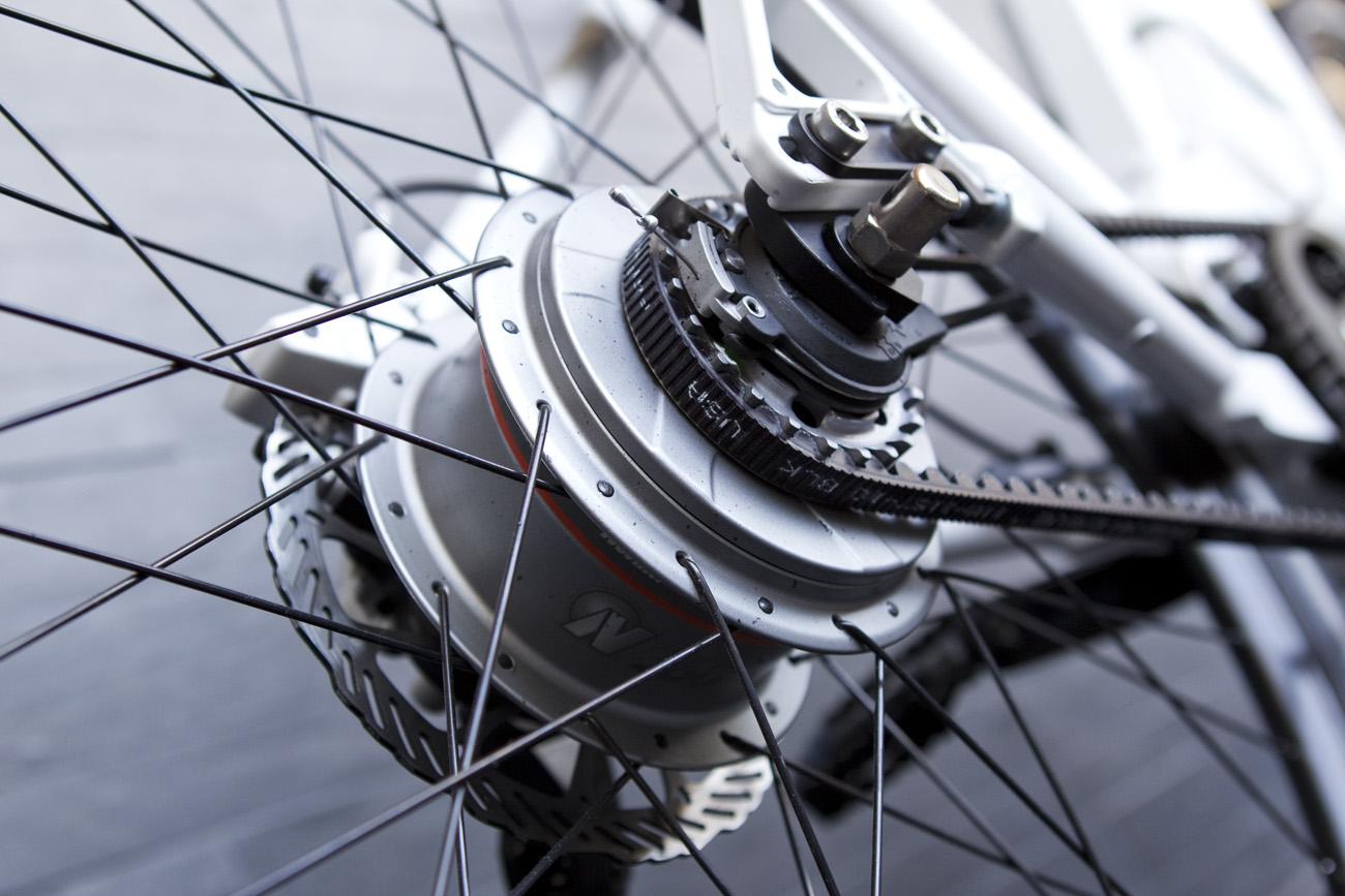 E-Bike Gates Carbon Drive