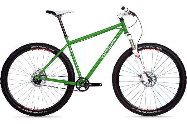 Spot Rocker Mountain Bike Man Carbon Drive