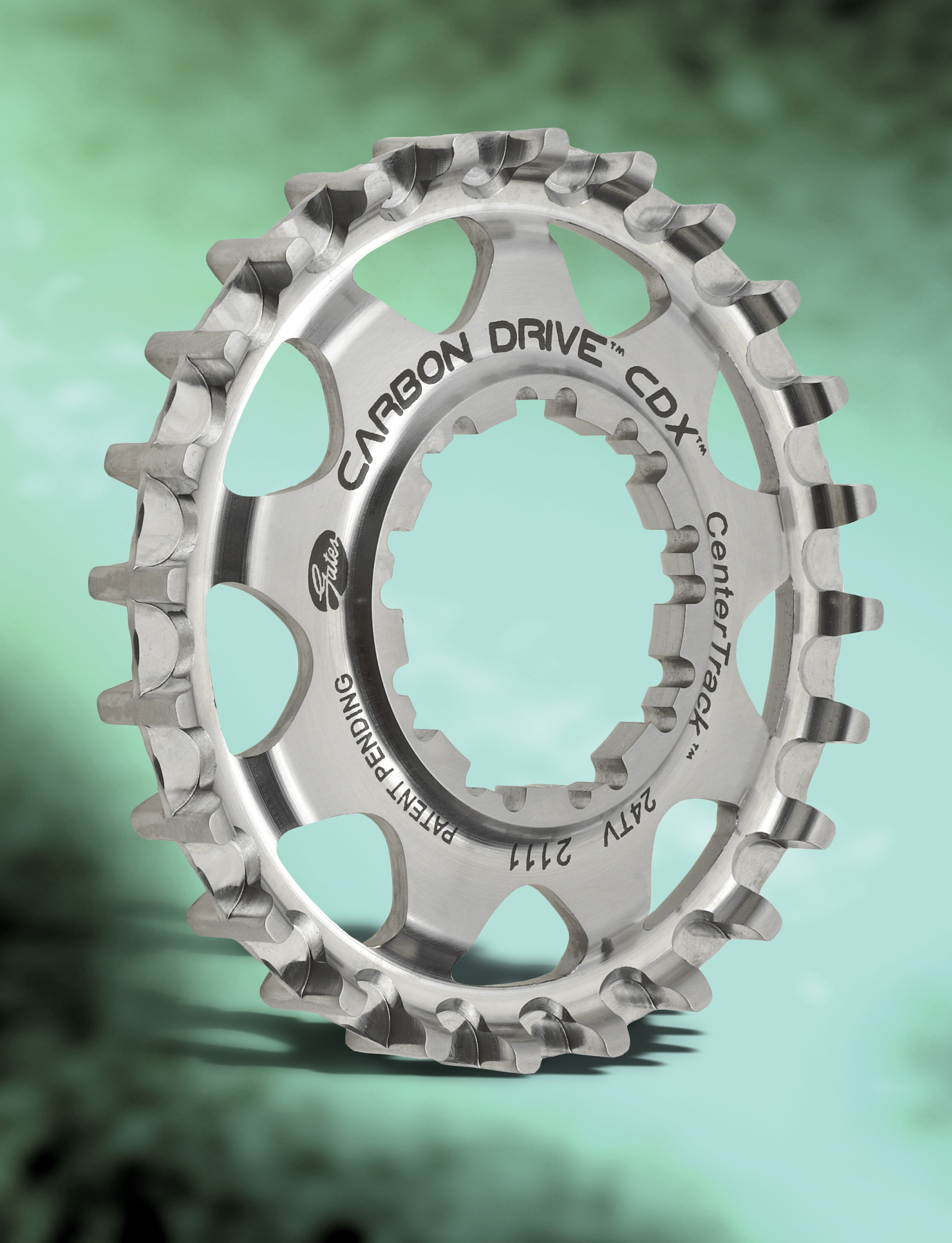 New Centertrack Belt Drive From Gates Now Available On