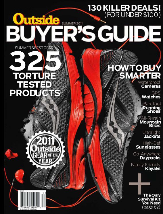Outside Magazine's Buyer's Guide calls the Gates CenterTrack belt drive design the ultimate solution for singlespeeding.
