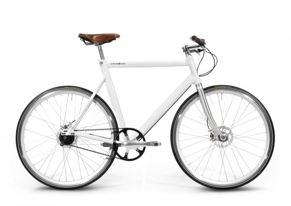 The Schindelhauer brand Von Ludwig XIV bike with Gates Carbon Drive has earned Urban Bike of the Year honors at the Eurobike tradeshow.