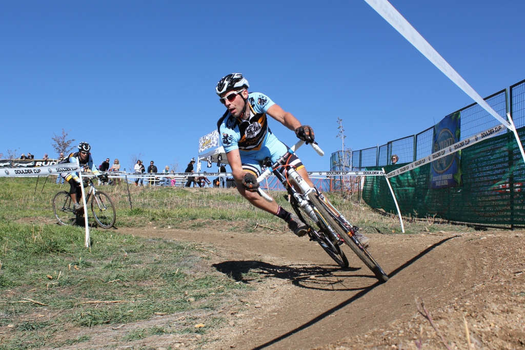 Cross racing with Team Gates Carbon Drive