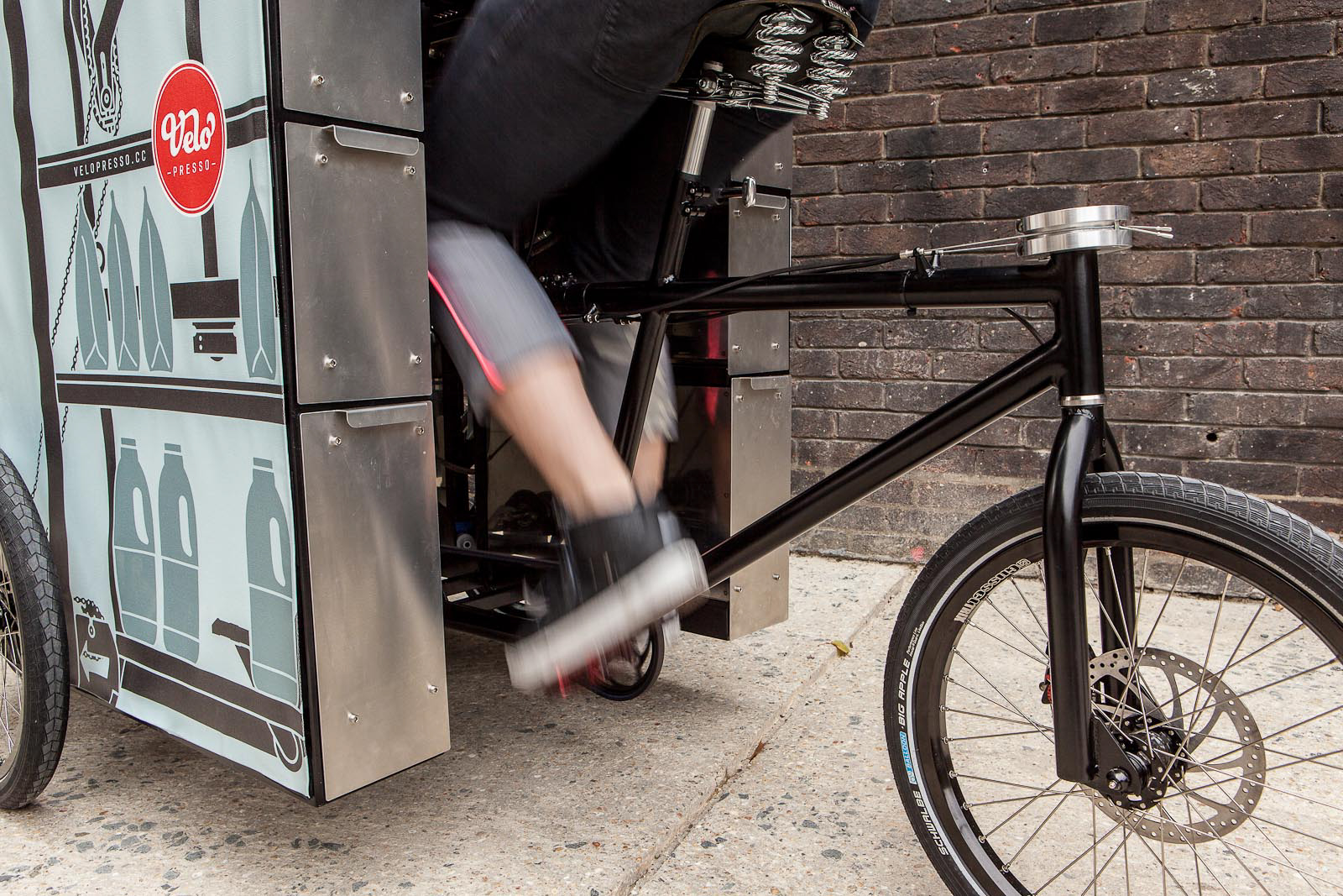 Vespresso Coffee Tricycle