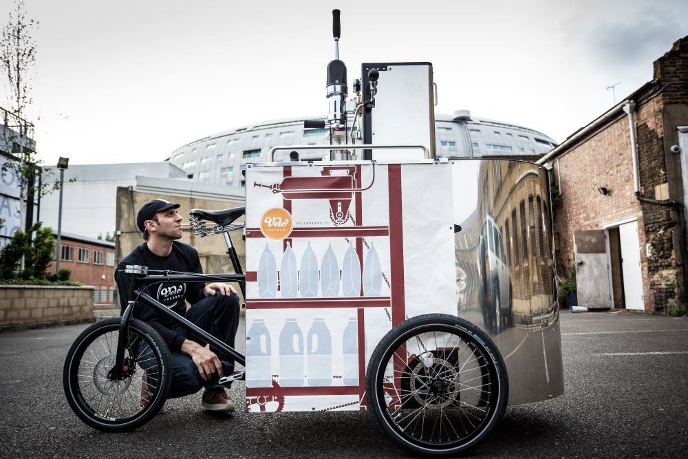 Velopresso Coffee Bike