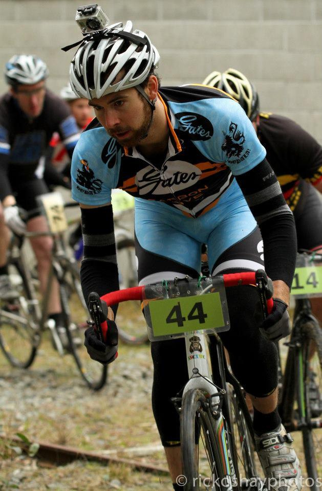 Ollie CX Racing in Gates kit1