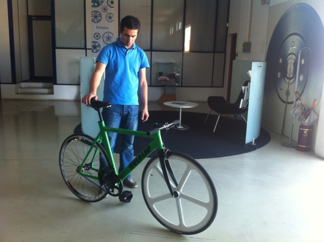 Overlap Bike