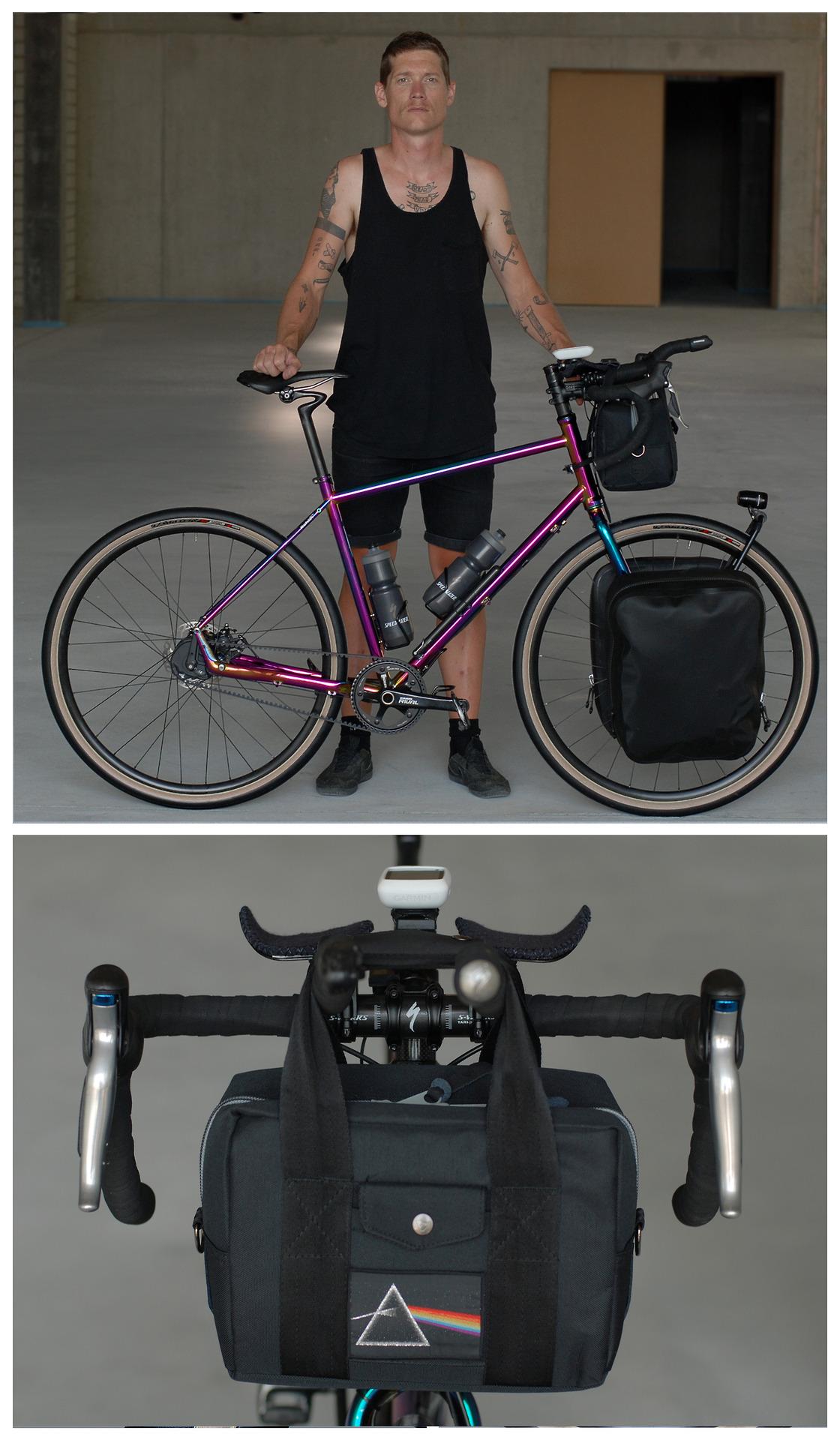 AWOL transcontinental bike