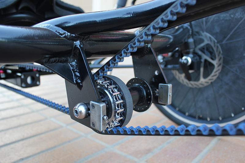 Cal Northridge two belt drives