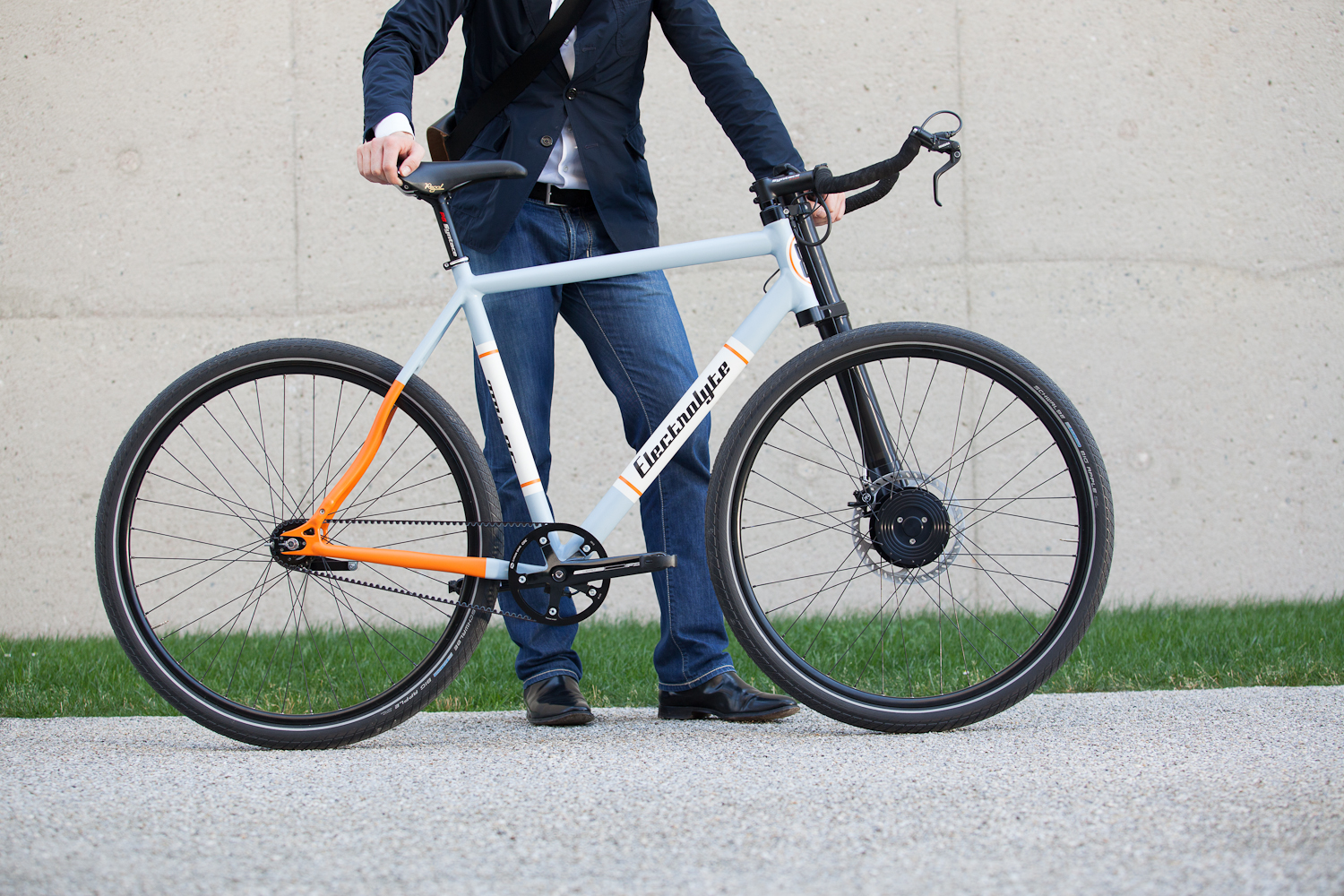 Electrolyte in Germany uses Gates Carbon Drive on its fast award-winning eBikes