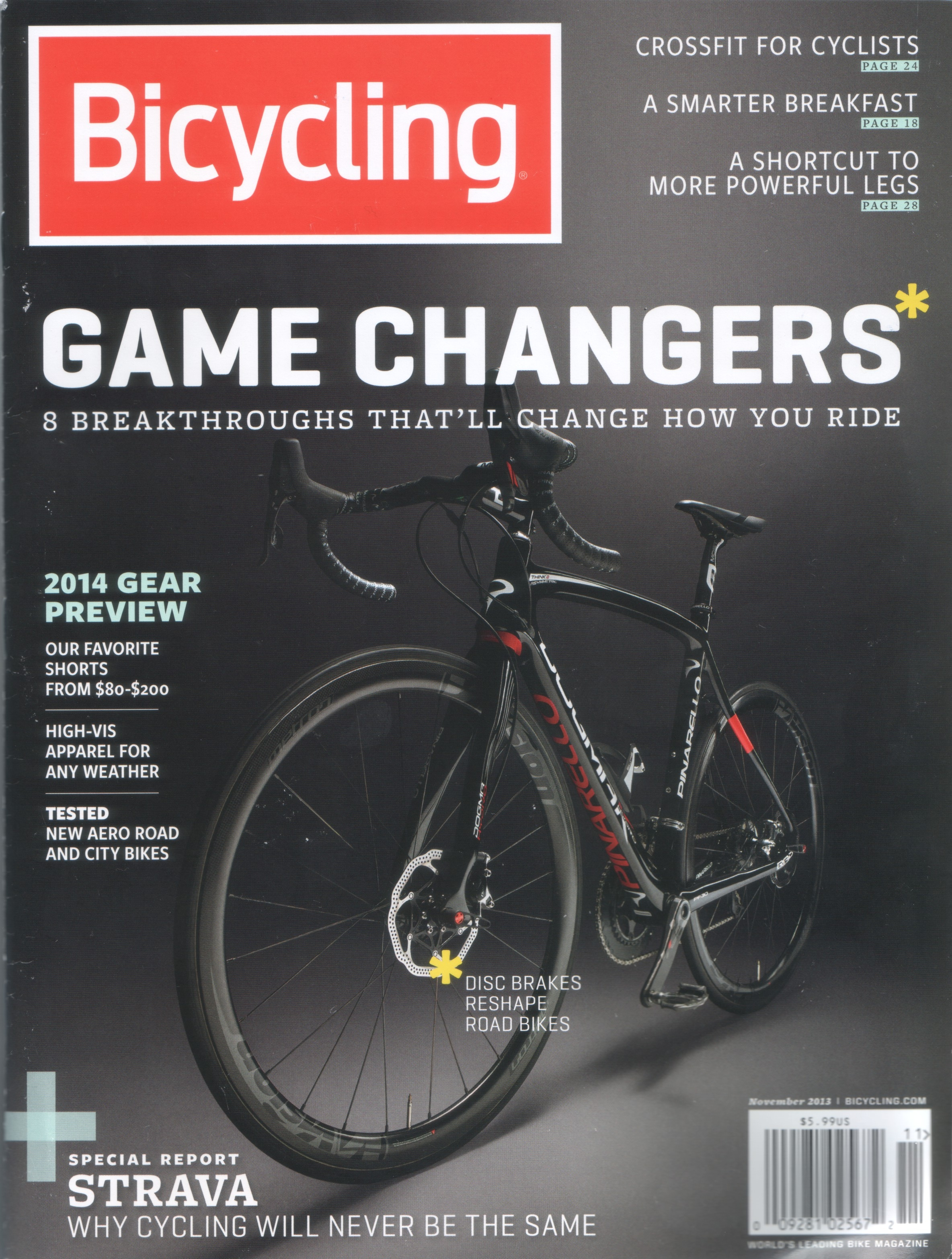 Bicycling Arkham Cover