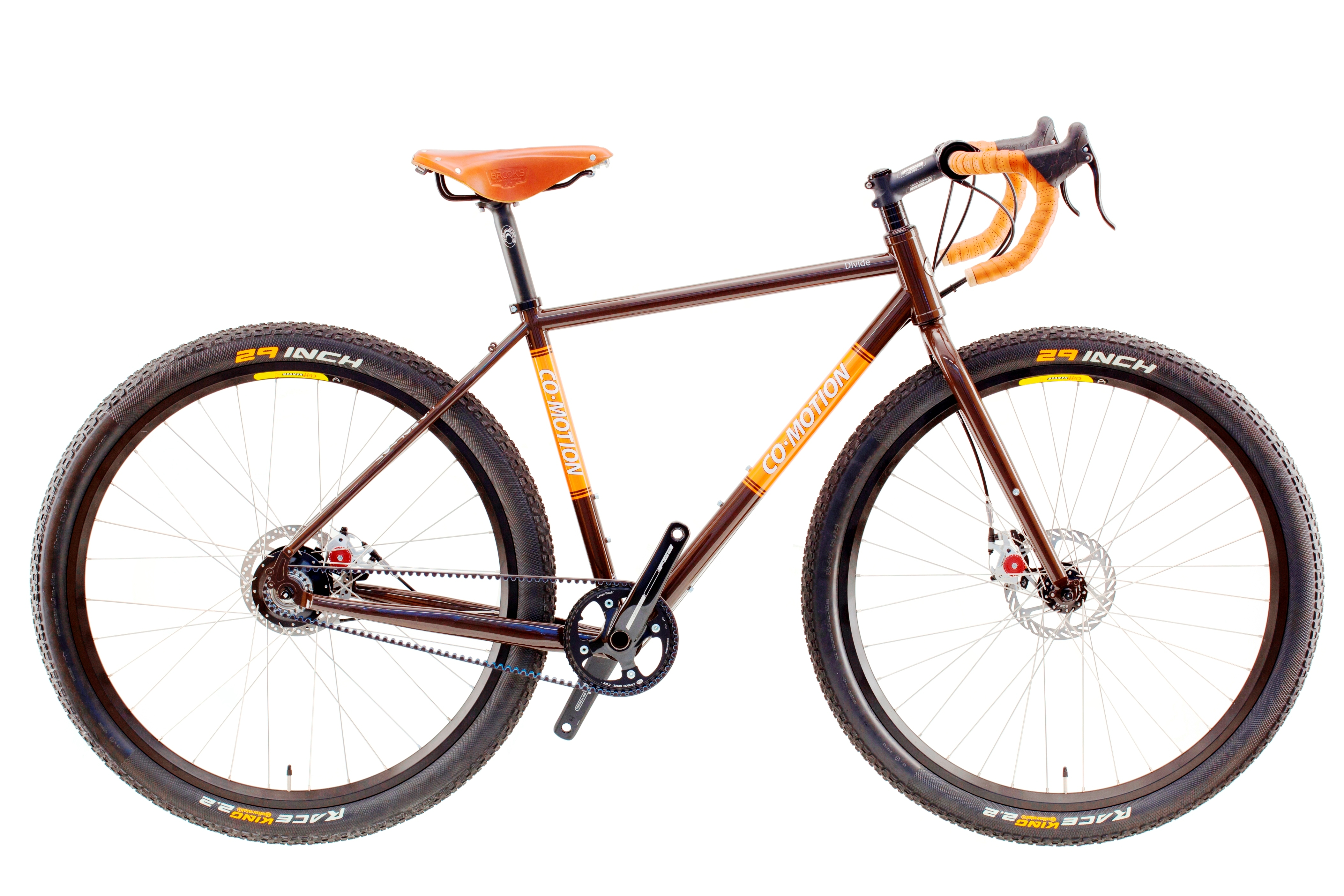 2013 Co-Motion Divide Rohloff complete