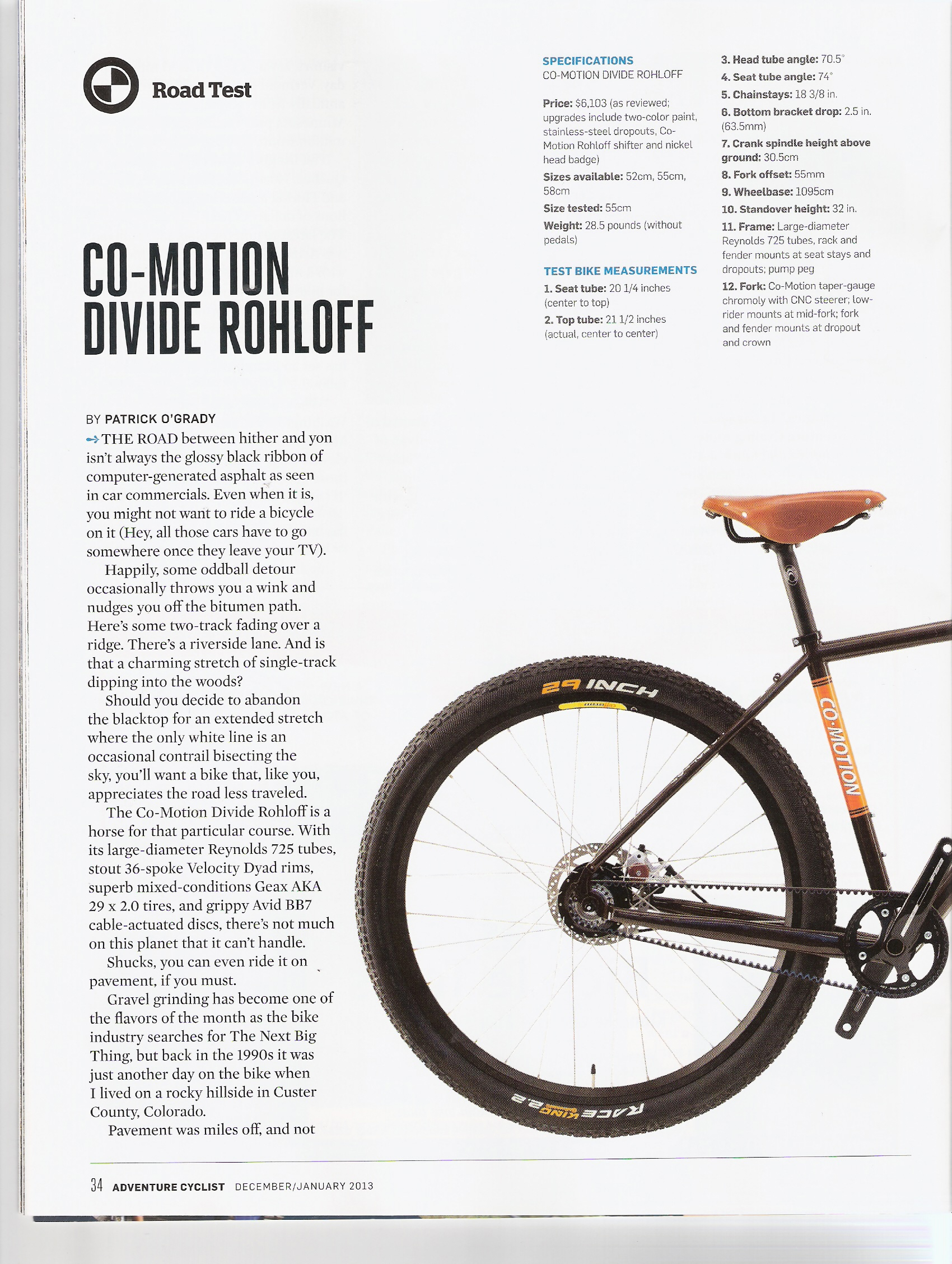 Adventure Cyclist_Co-Motion Divide Rohloff 1