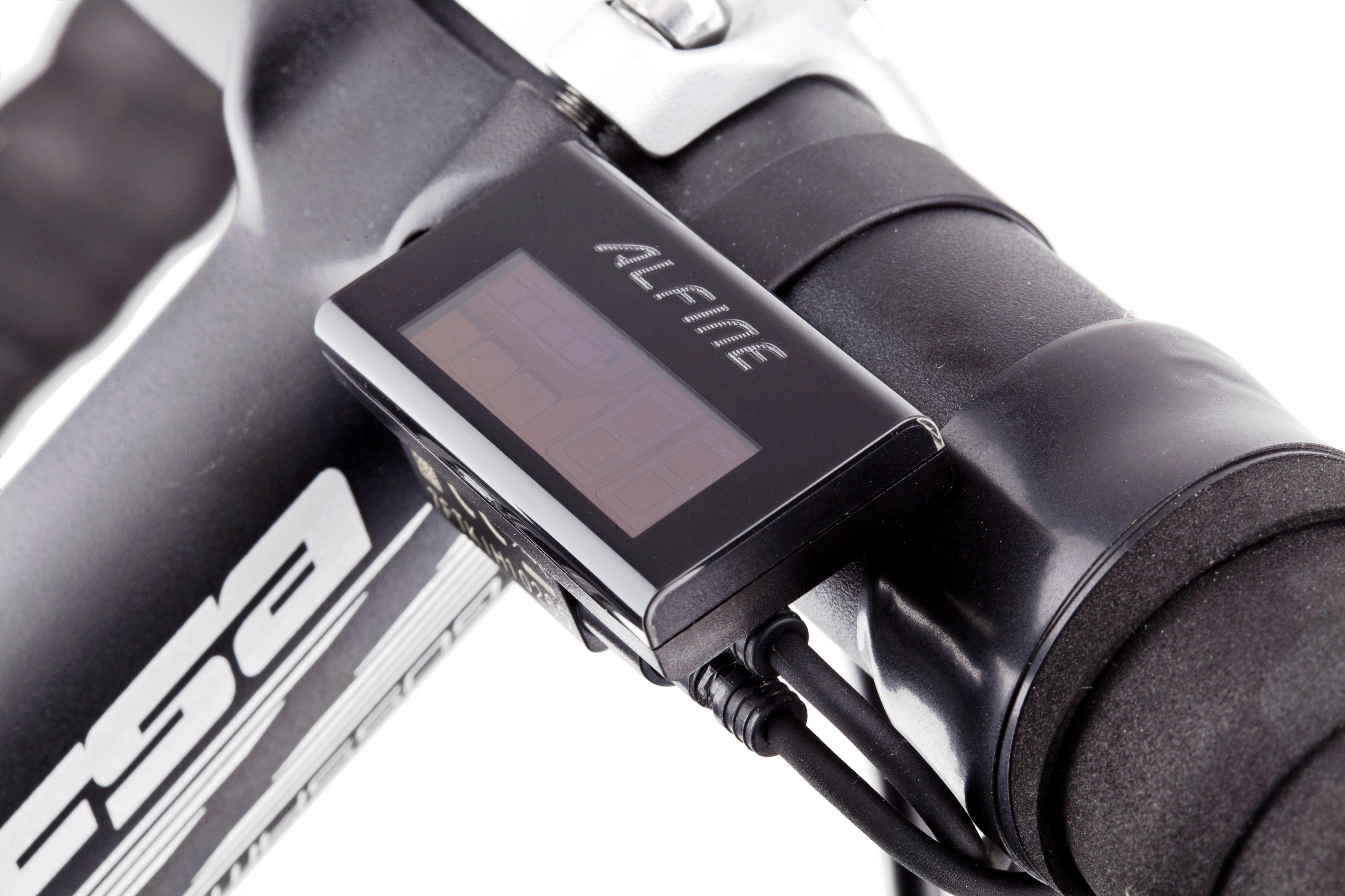 The Alfine Di2 gear indicator