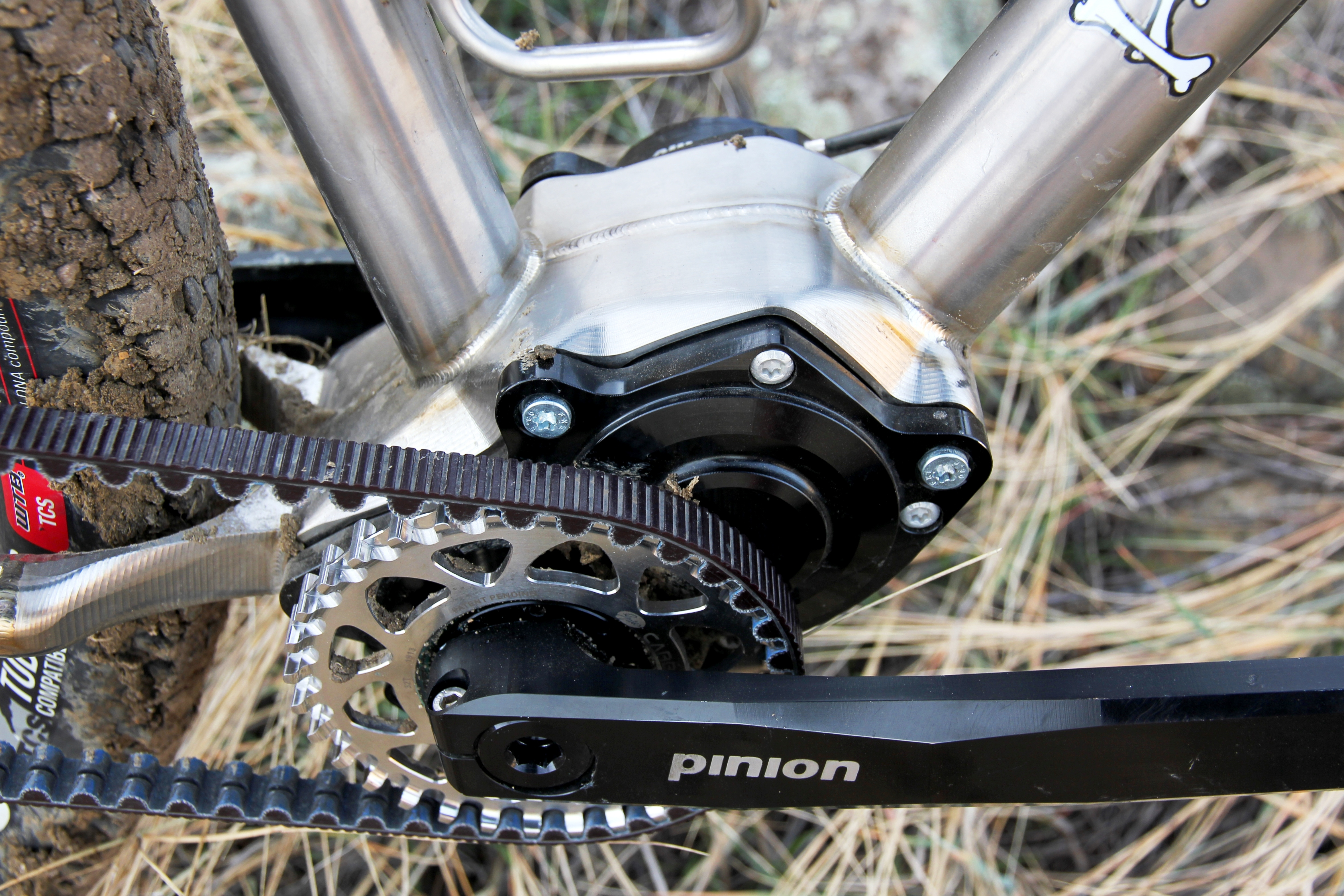 Paragon Pinion gearbox