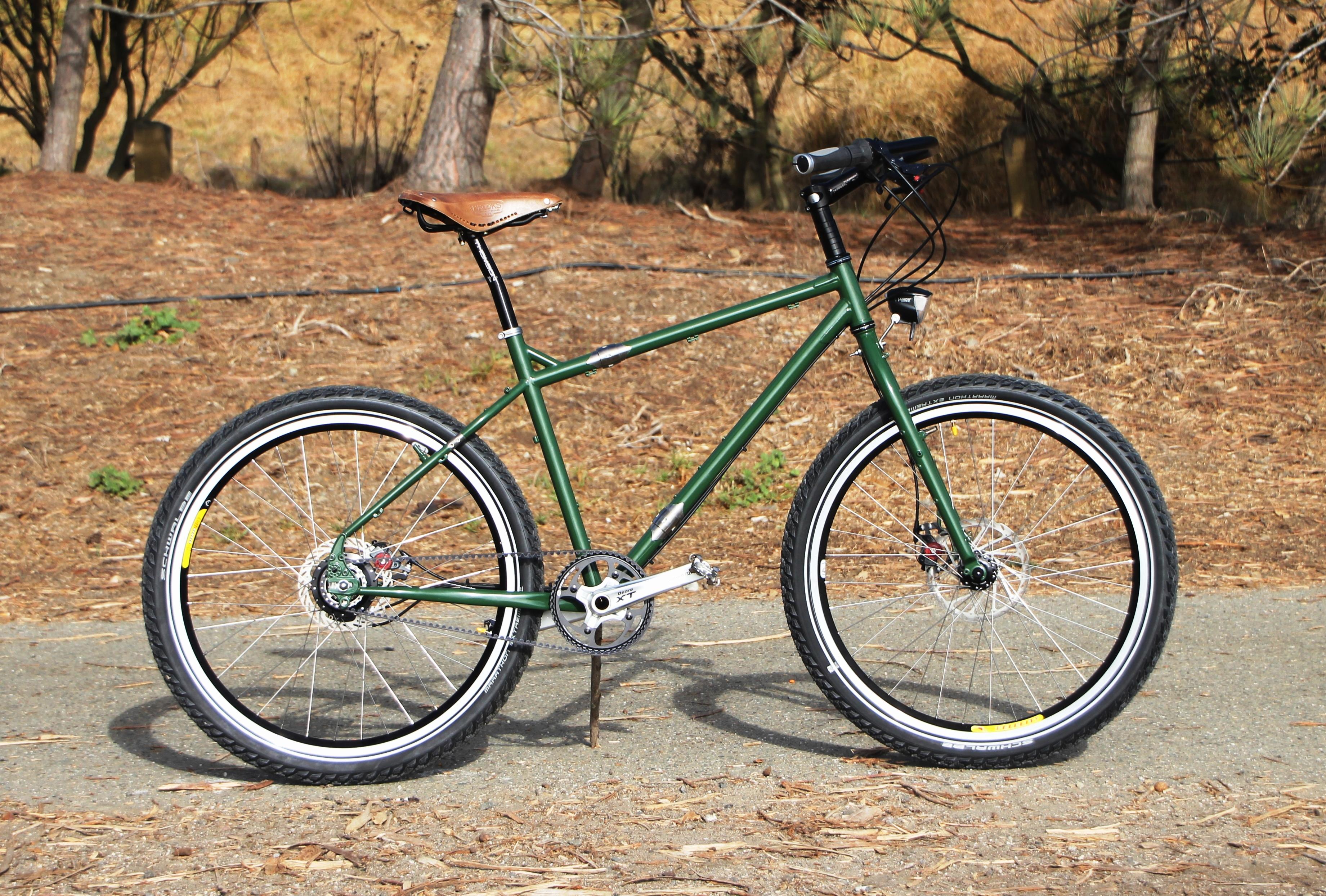 Cycle Monkey_Green Troll_whole bike