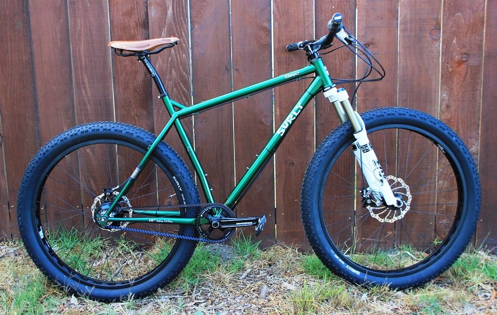 Cycle Monkey_Surly Krampus IB13_wholebike