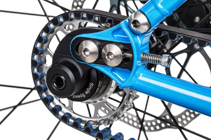 Domahidy 29er rear drop and sprocket
