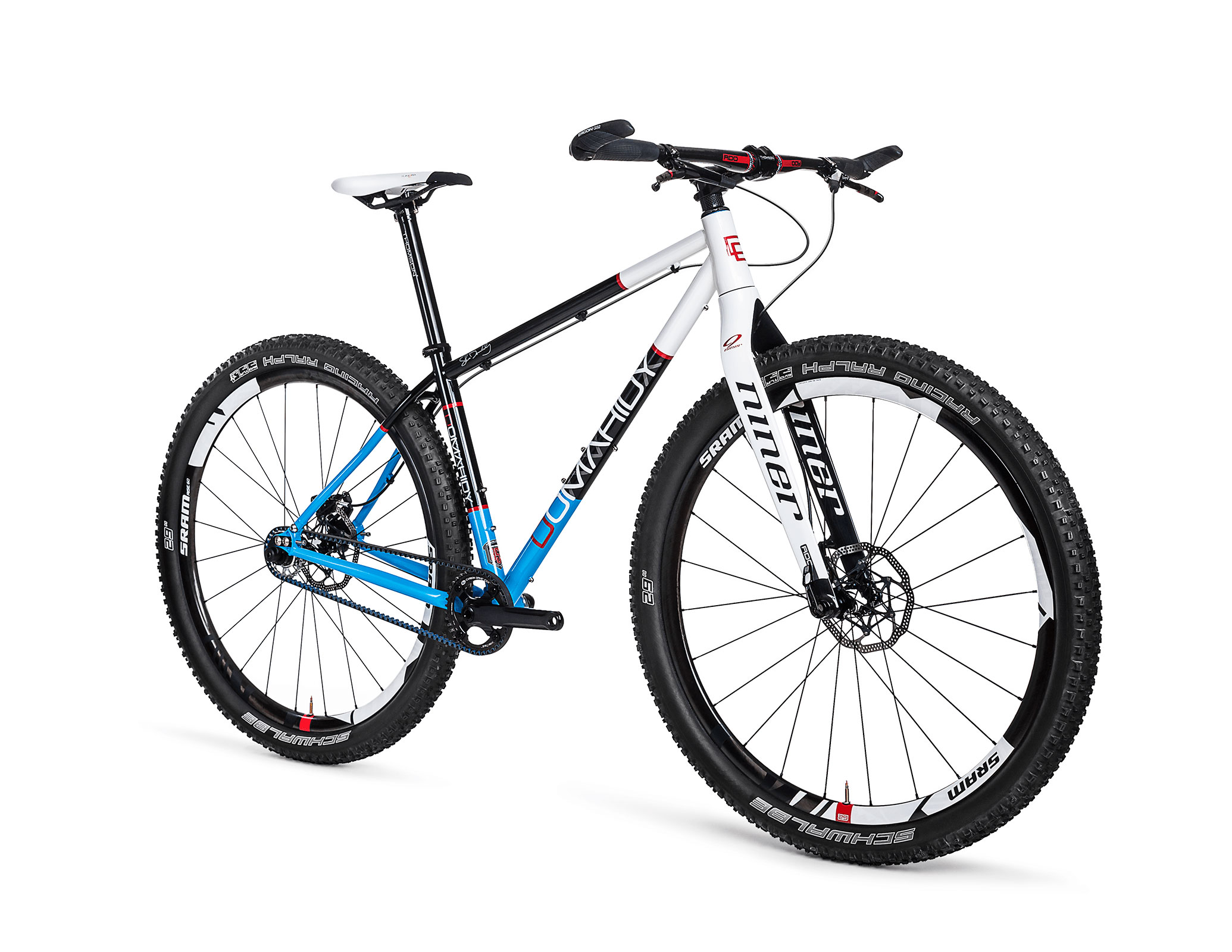 Domahidy 29er three-quarters