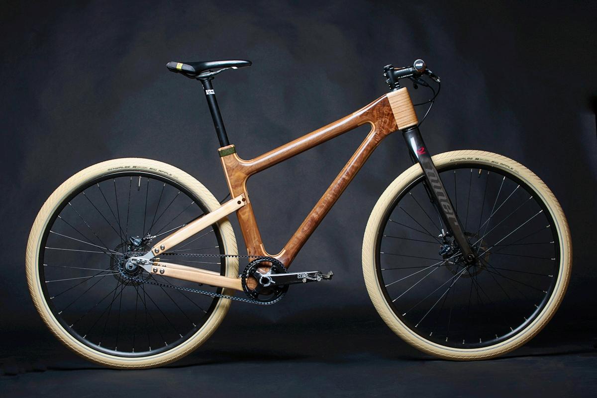 Pescok Wood bike profile 2