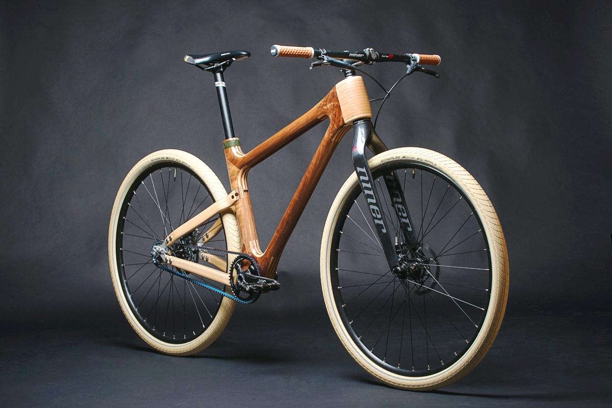 Pescok Wood bike profile