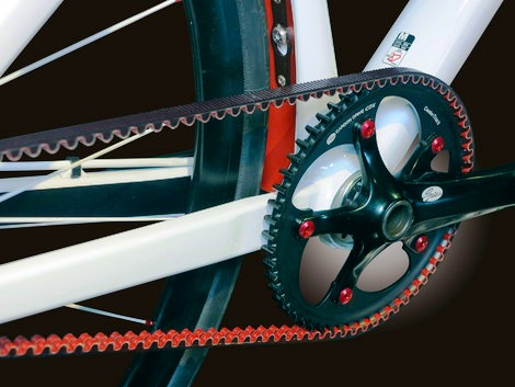 BMC AC01-Lamborghini red belt