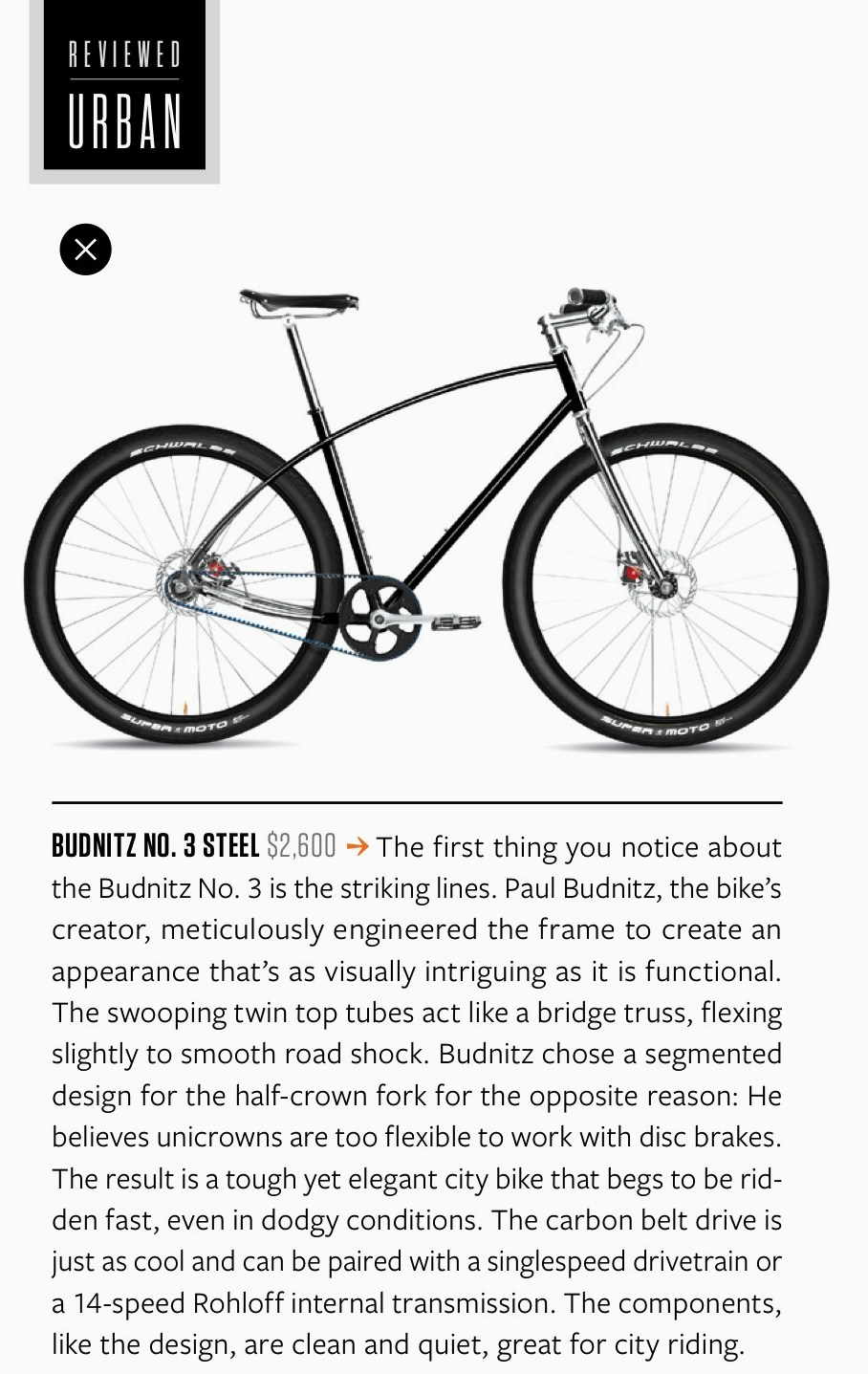 Bicycling Buyers Guide_budnitz No 3 review_April 14 (2)
