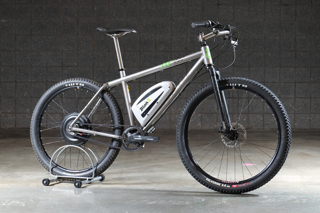 NAHBS 14_BionX_TiCycles_complete