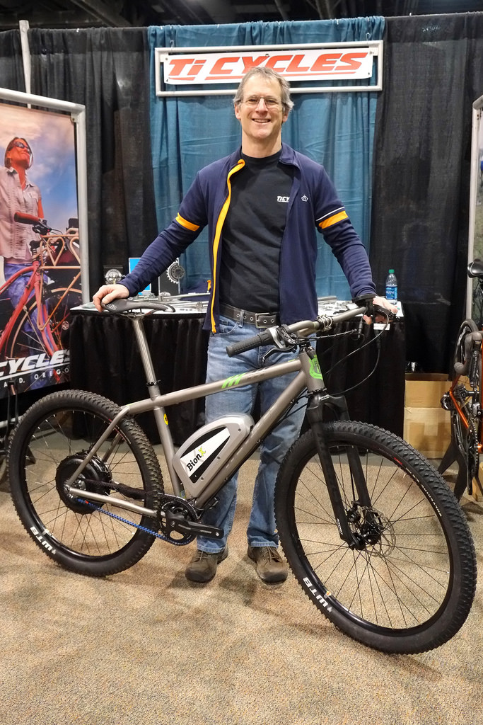 NAHBS 14_BionX_Ticycles_Levy