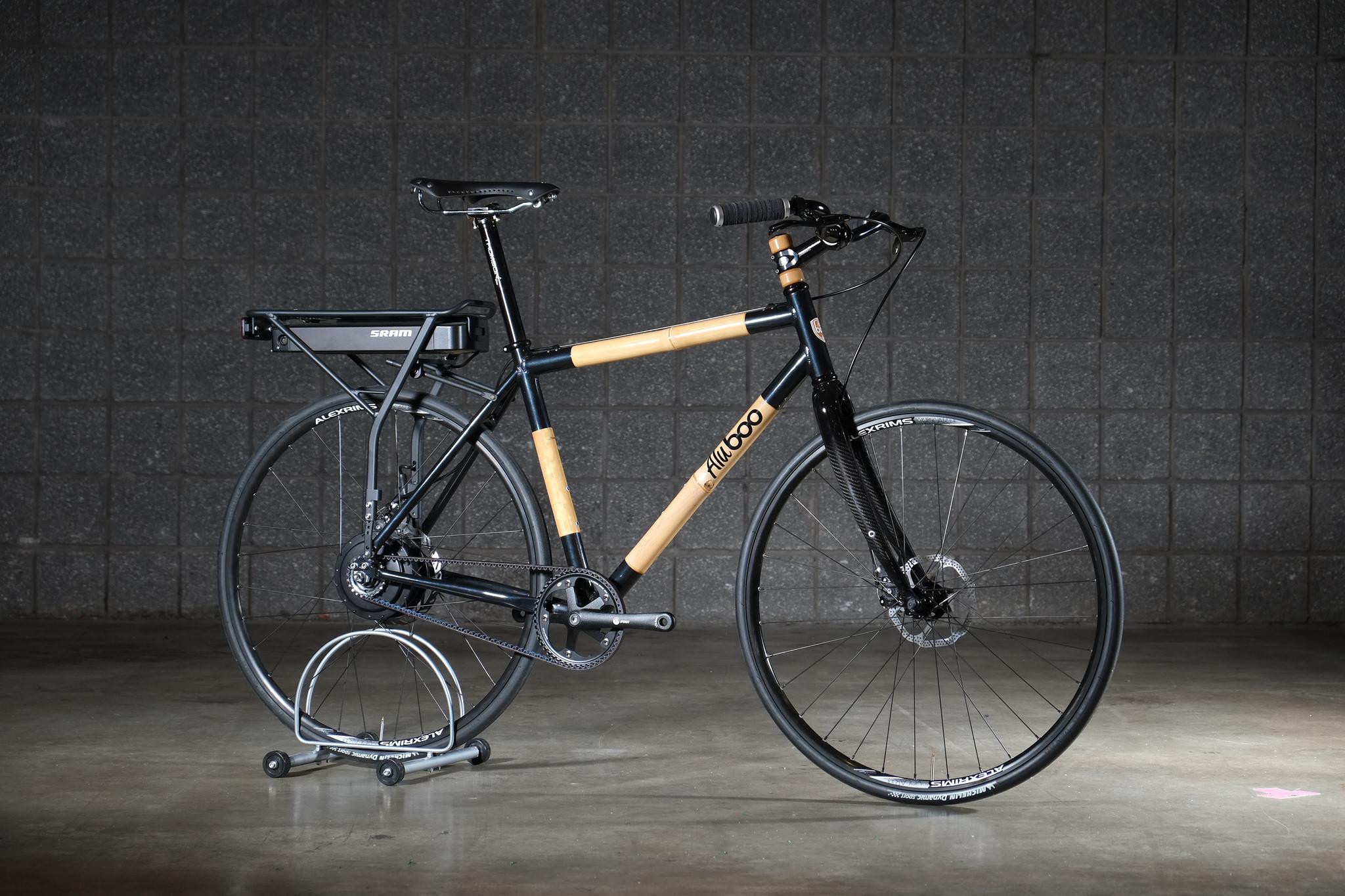 NAHBS 14_SRAM_Boo_complete bike