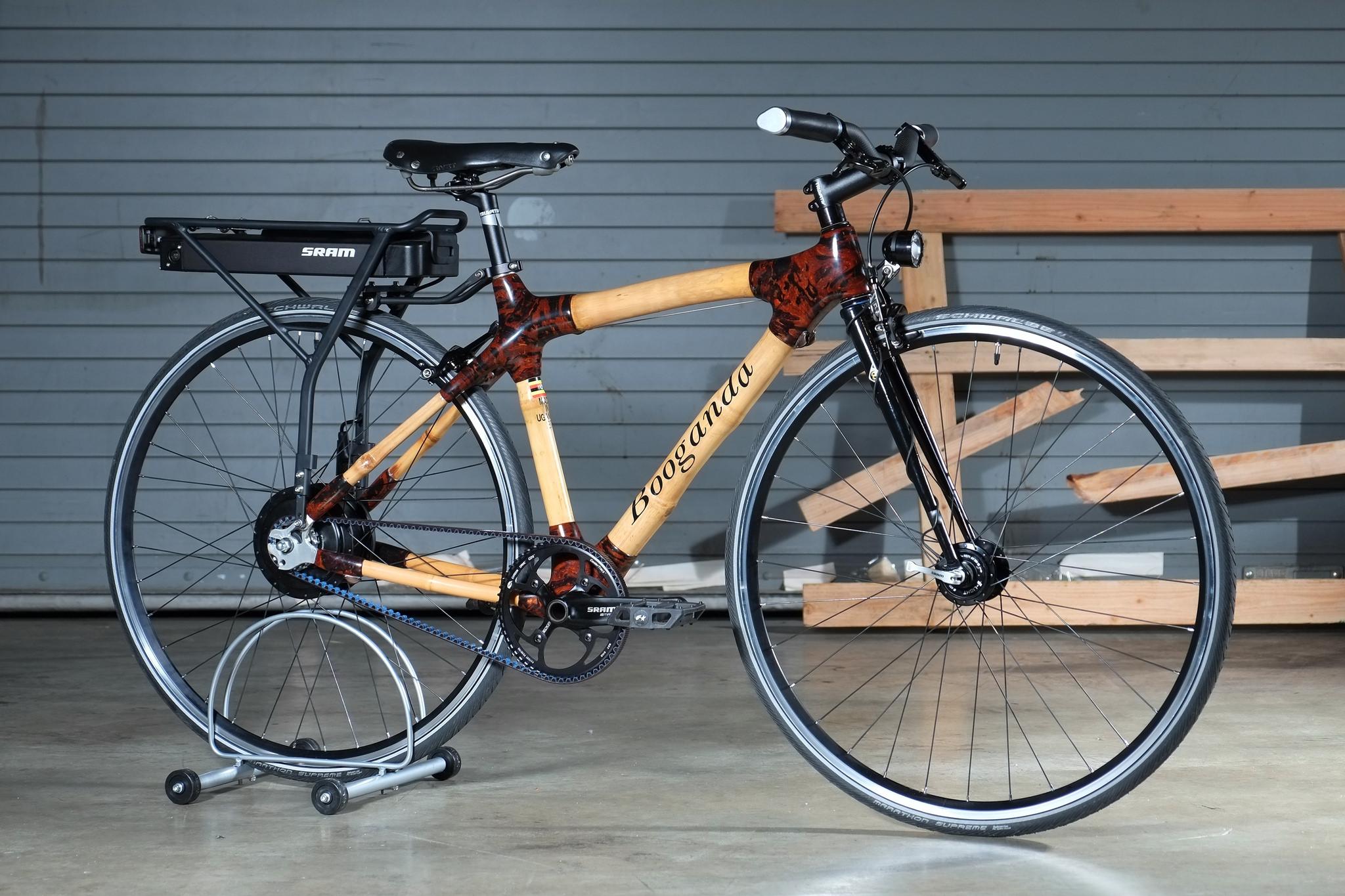 NAHBS 14_SRAM_Calfee_complete bike