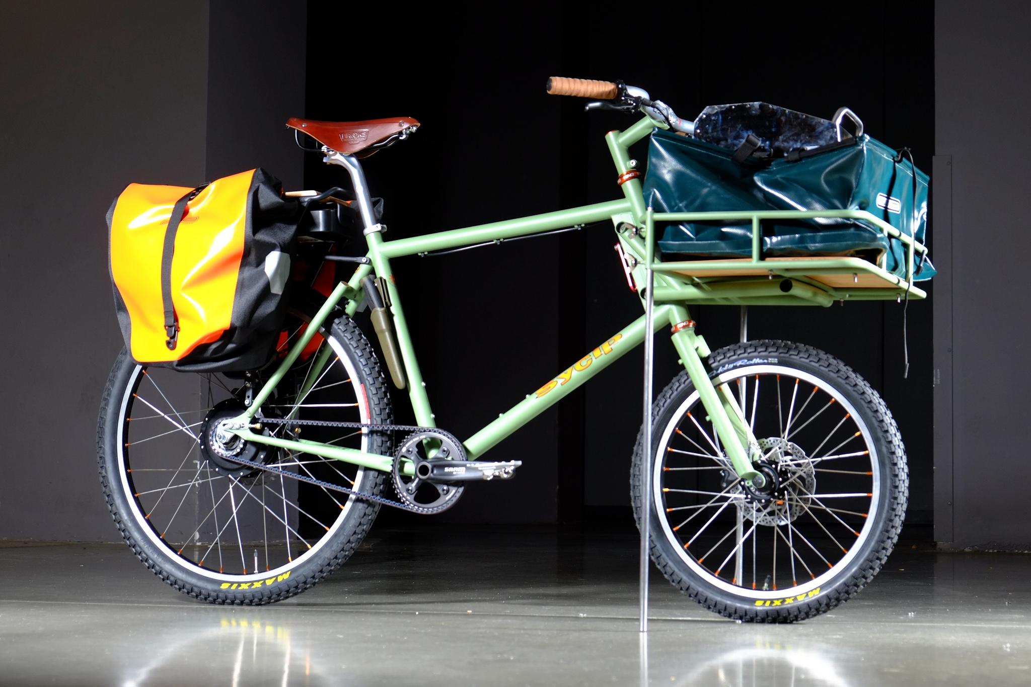 NAHBS 14_SRAM_Sycip_complete bike
