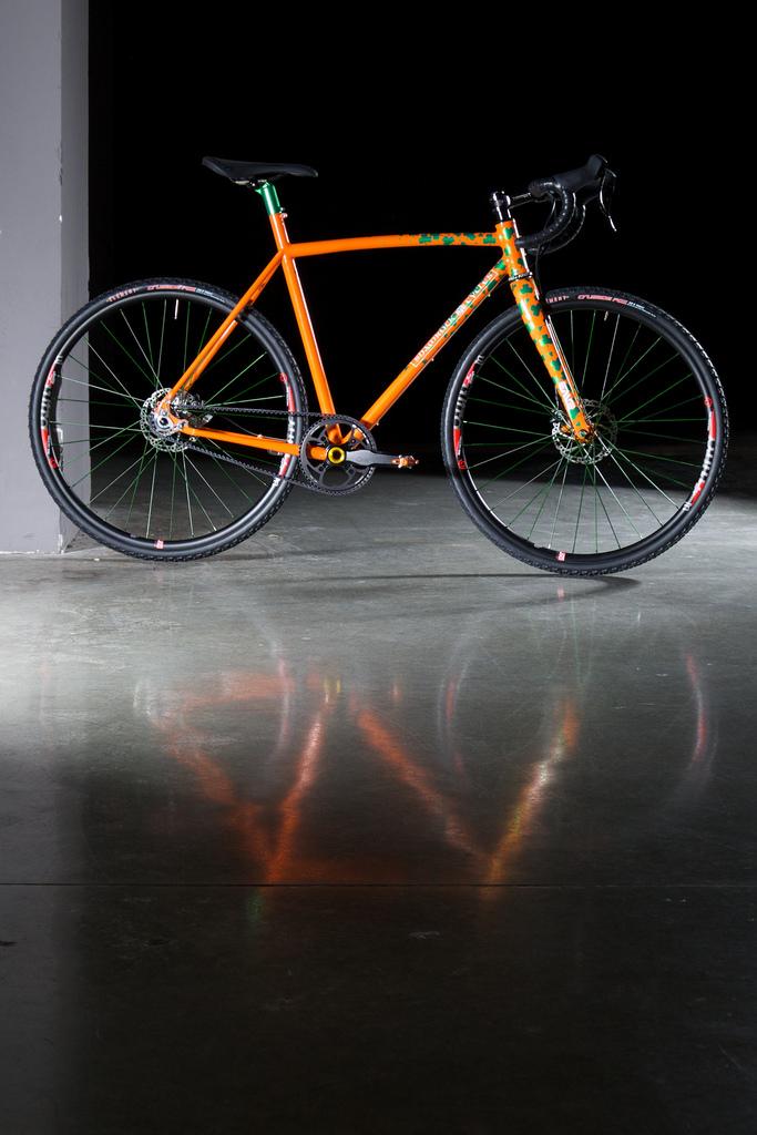 NAHBS 14_Shamrock_cx bike complete