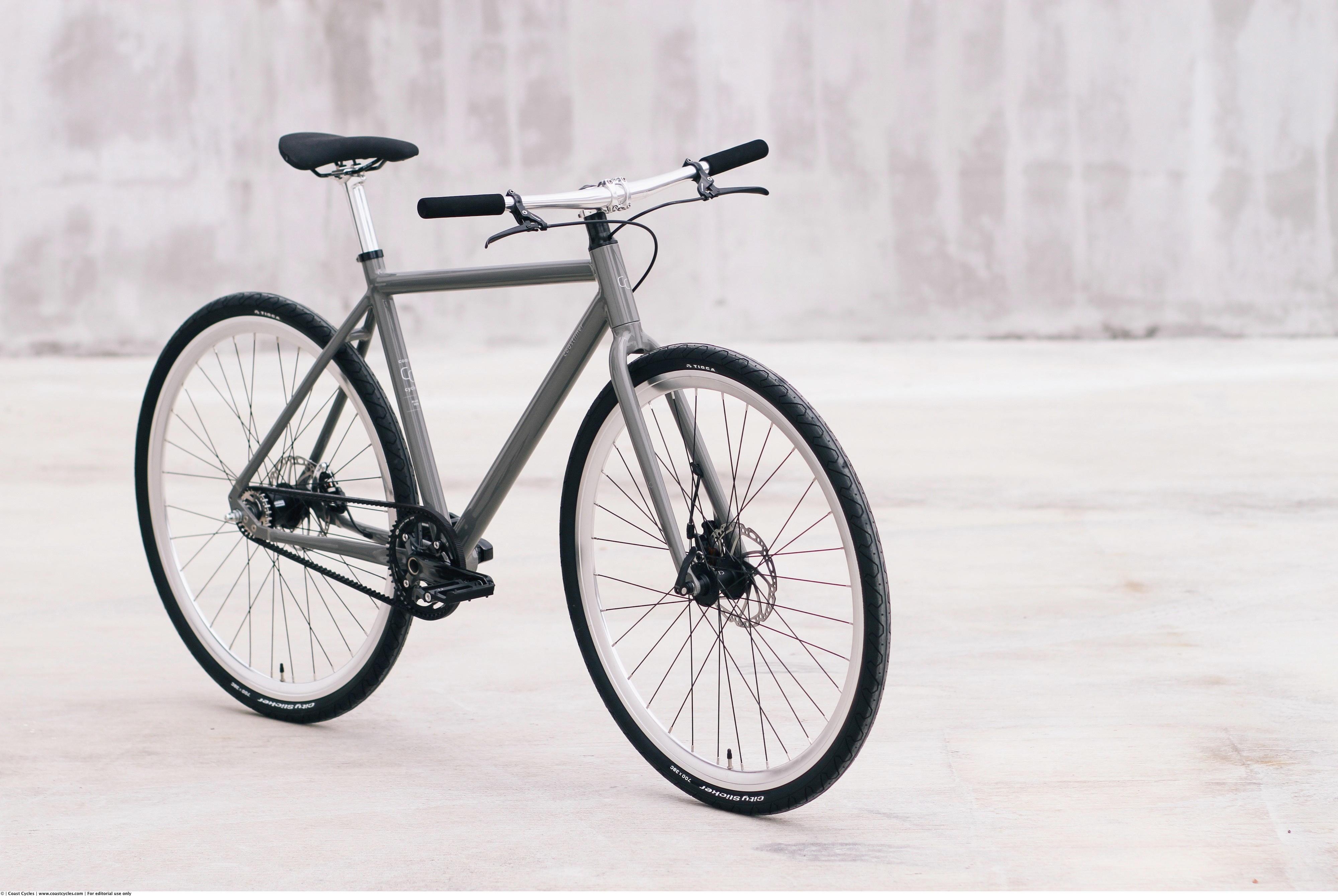 Coast Cycles Coastliner_profile_gray