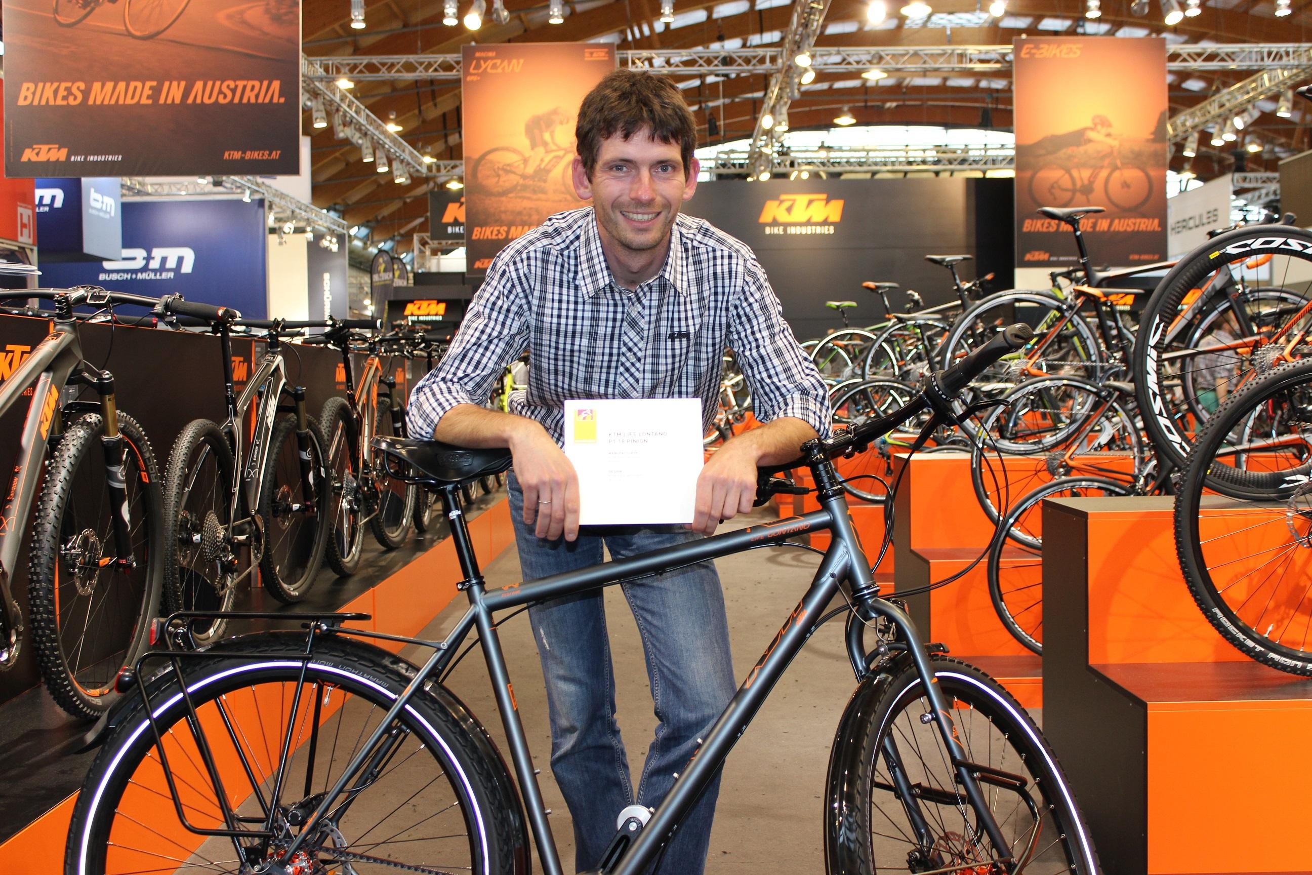 KTM_Thomas Pressl_Euro Award