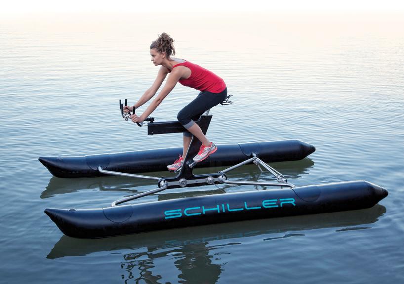 schiller-X1-water-bike-designboom01