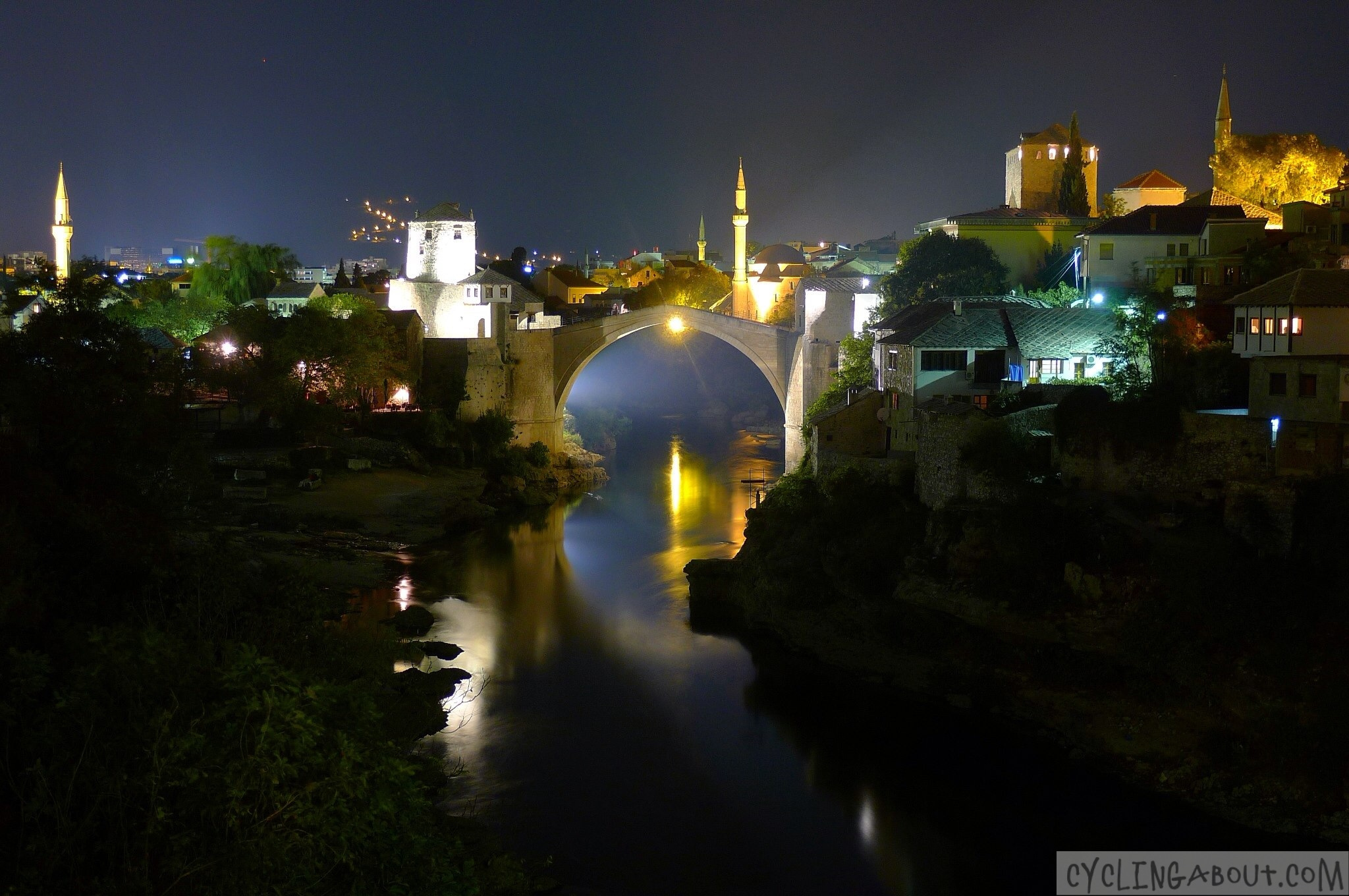 Alleykat_Bosnian night