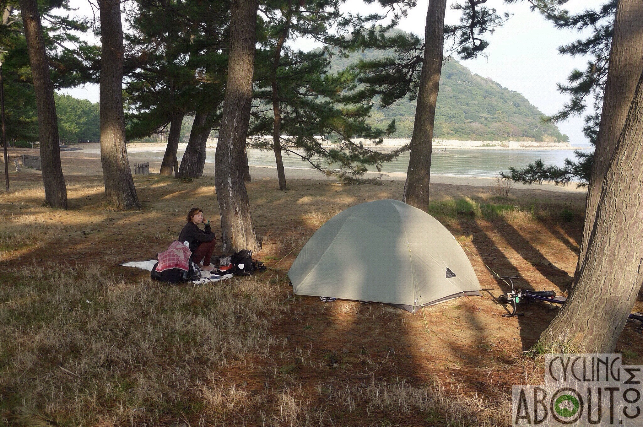Alleykat_camping in Japan