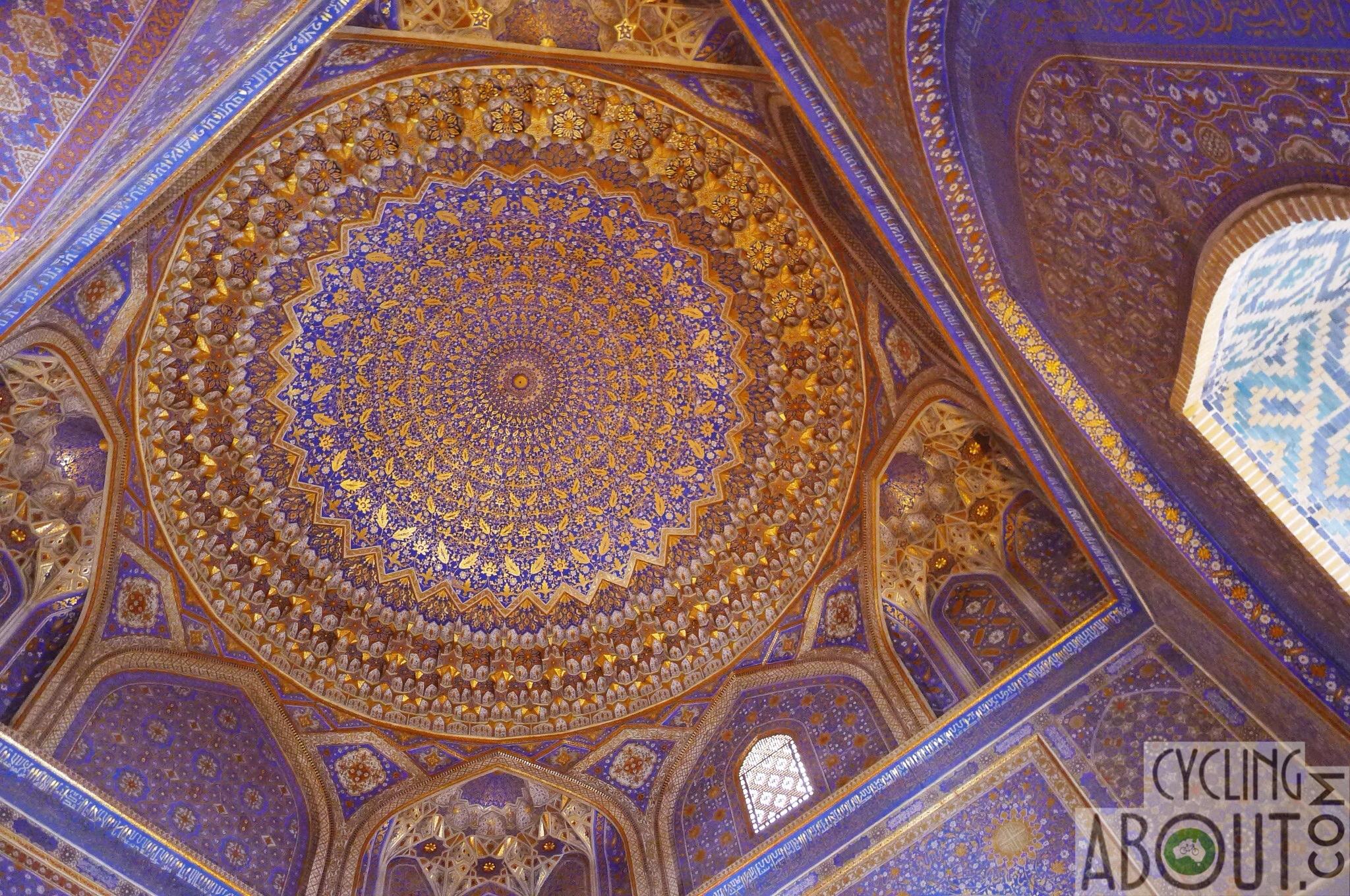 Alleykat_mosque in Uzbekistan